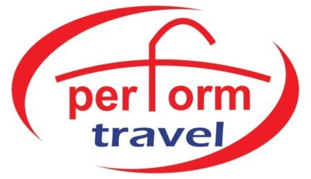 Perform Travel Logo